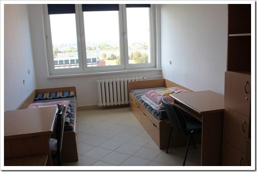 Общежития в Польше