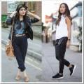 Классические женские брюки: подходящая обувь