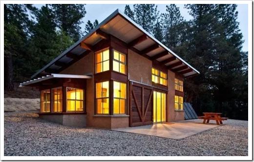 Строительный материал каркасного дома