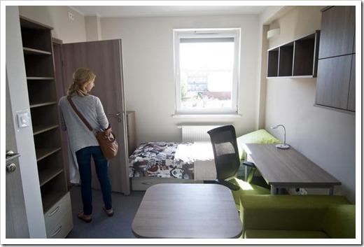 Жизнь в общежитии
