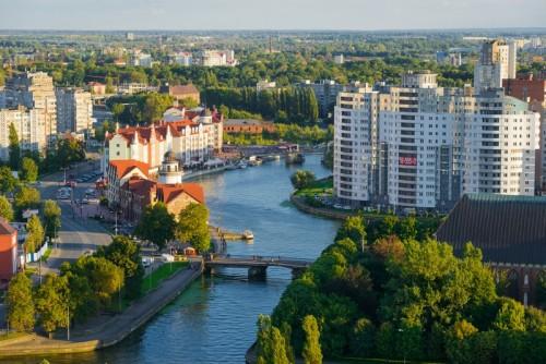 Сколько стоит снять квартиру на сутки в Калининграде