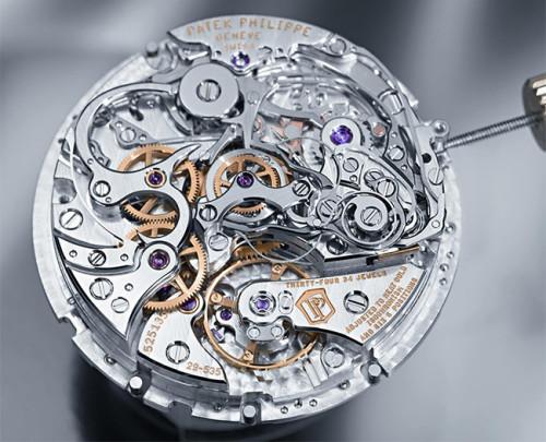 Как настроить часы Patek Philippe