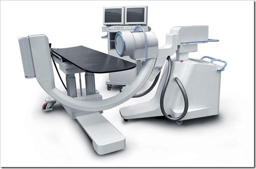 Современные рентгеновские аппараты: виды