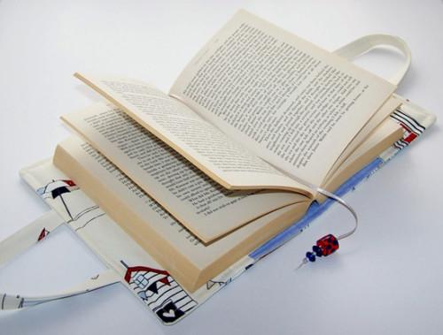 Как сделать футляр для книги