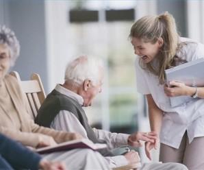 Как живут в доме престарелых