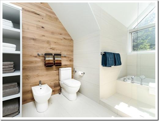 Скандинавский стиль: особенности оформления ванной
