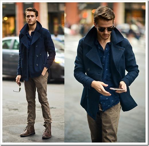 Модели пальто, получившие наибольшее распространение