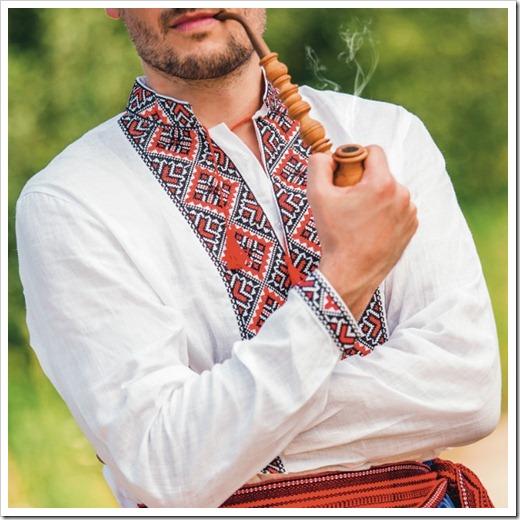 Белорусские и русские вышиванки