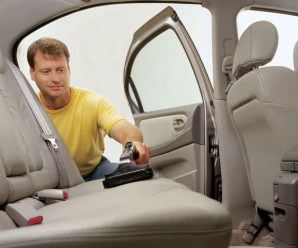 Как ухаживать за кожей салона авто