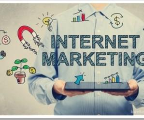 Два основных вида деятельности Интернет-маркетинга