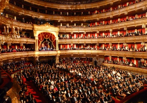 Какие места лучшие в театре