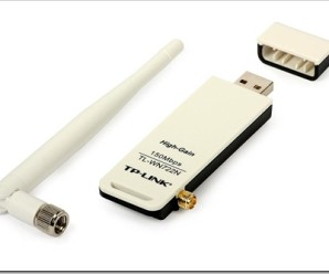 Принципы настройки Wi-Fi USB адаптеров