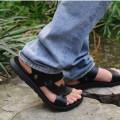 Как носить мужские сандалии