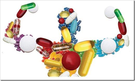 Витамины, необходимые к употреблению