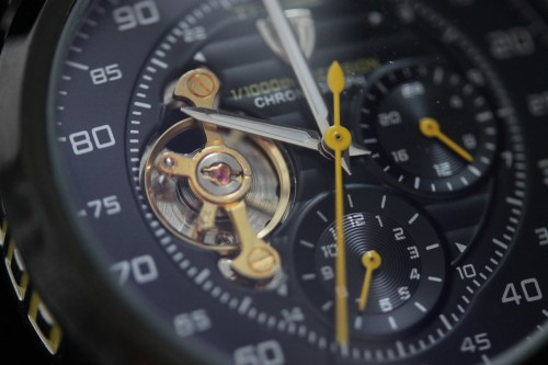 Что такое хронограф в наручных часах