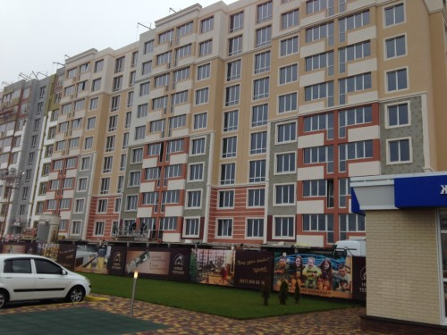 Виды планировок двухкомнатных квартир в ЖК Новые Теремки в Киеве