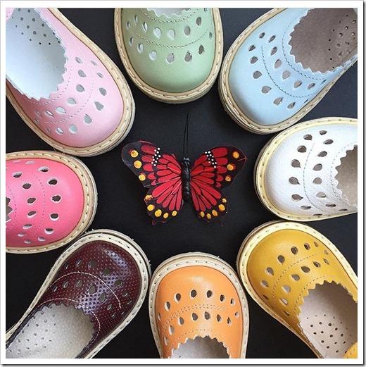 Кожаная обувь для ребёнка – излишние траты