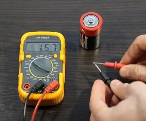 Виды бытовых контрольно-измерительных приборов (КИП)