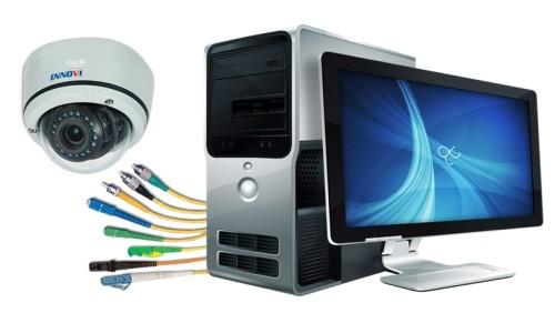 Как подключить видеонаблюдение к компьютеру