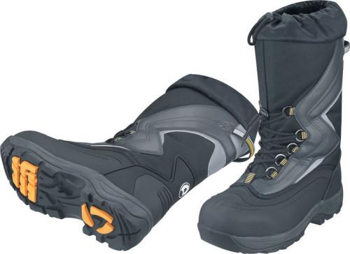 Как выбрать обувь для снегохода