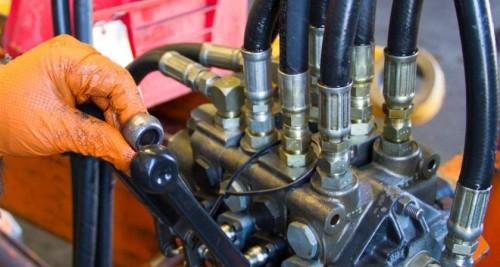 Основные неисправности гидравлического оборудования