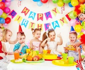 Как отметить детский день рождения 5 лет