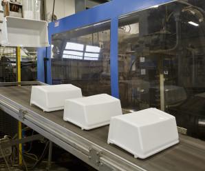 На каком оборудовании проводится литье из пластика