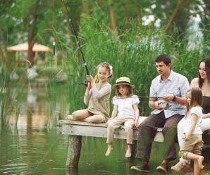 Какую рыболовную базу посетить в Украине