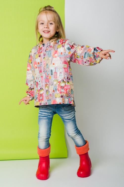 Какие бывают куртки для девочек