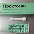 Как применять Проктозан