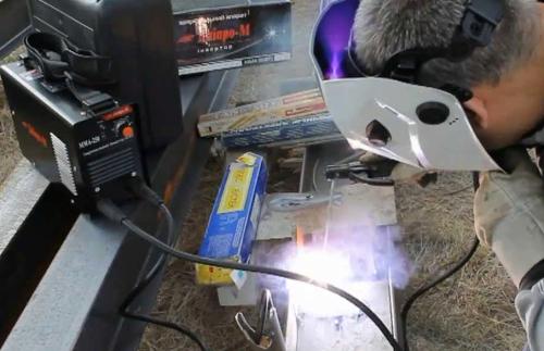 Какие сварочные электроды лучше для инвертора