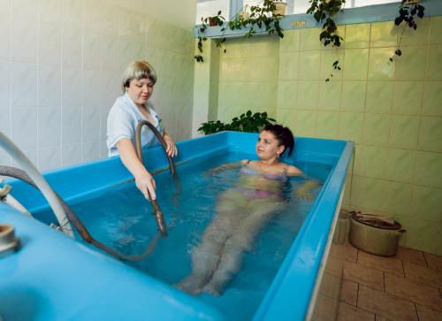 Процедура санатория