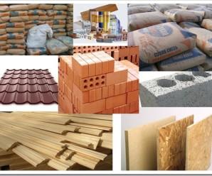 Чем строительные изделия отличаются от строительных материалов?