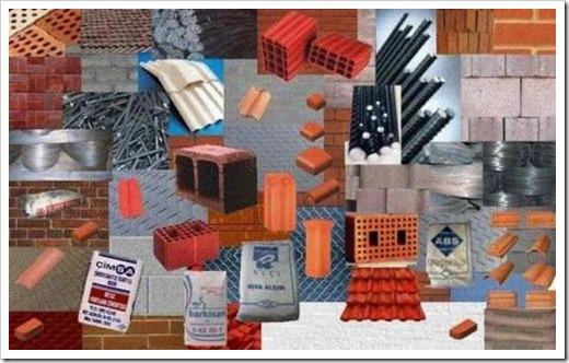 Природные и искусственные строительные материалы