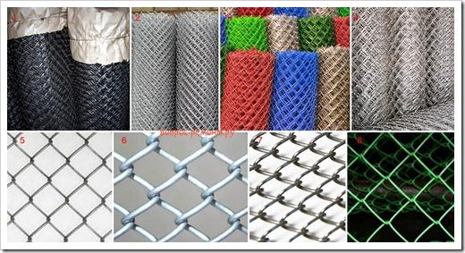 Разновидности сетки: особенности