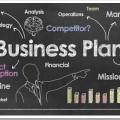 Классическая структура бизнес-плана