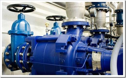 Промышленные насосы, предназначающиеся исключительно для воды