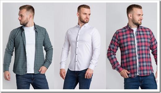 TRENDовая мужская одежда