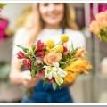 Яркая доставка цветов
