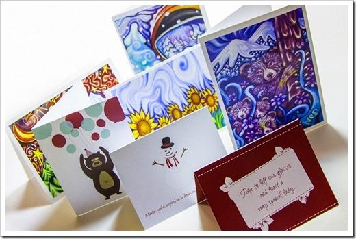 Печать открыток – общая информация
