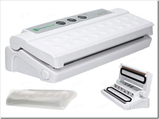 Машинка для вакуумной упаковки продуктов