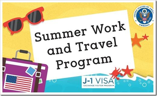 Программа подразумевает не только работу, но и путешествия