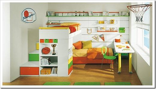 На что важно обращать внимание при выборе мебели для детской?