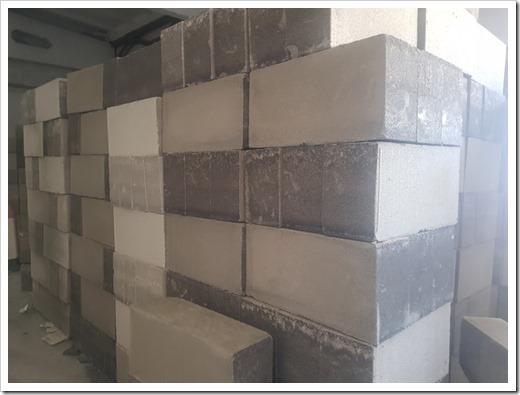 База стройматериалов «ИНБУД»: готовые блоки газобетона