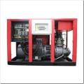 Как работает винтовой воздушный компрессор?