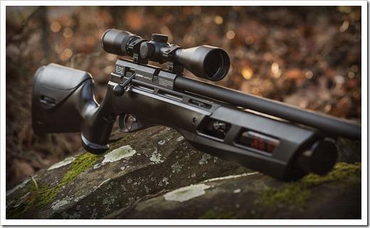 РСР винтовки: давление в 200 атмосфер у лица