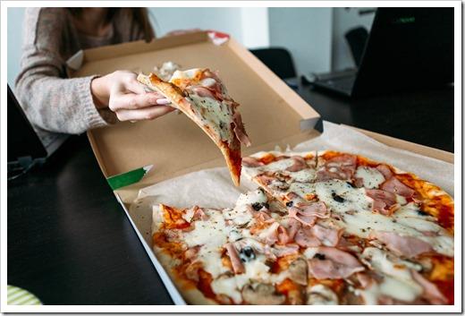 Обзор доставок пиццы