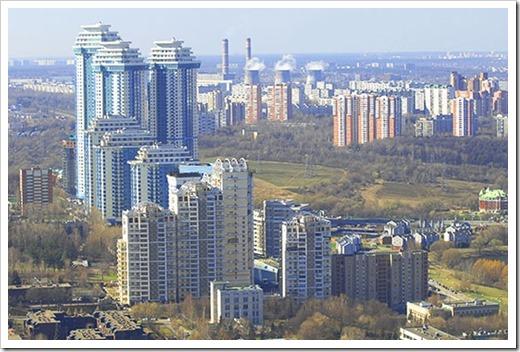 Топ привлекательных районов Москвы за пределами МКАД