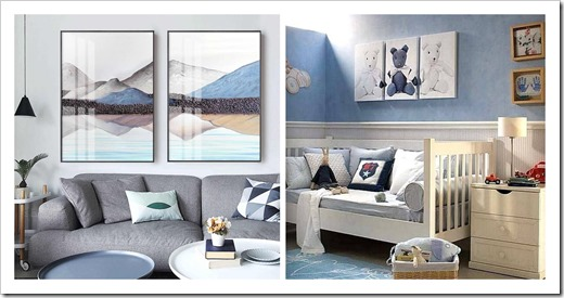 Картины в детскую комнату