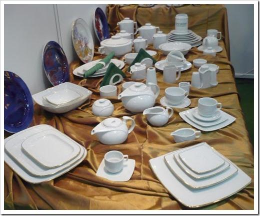 Сервировка в ресторане: какие тарелки понадобятся?